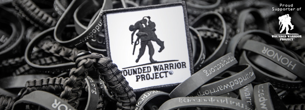 wounded warrior project donation