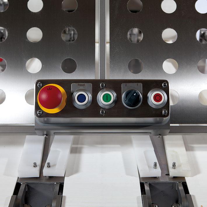 cbs-3 horizontal slicer controls