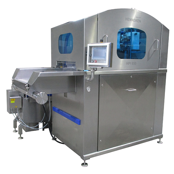 henneken HPI-650 brine injector