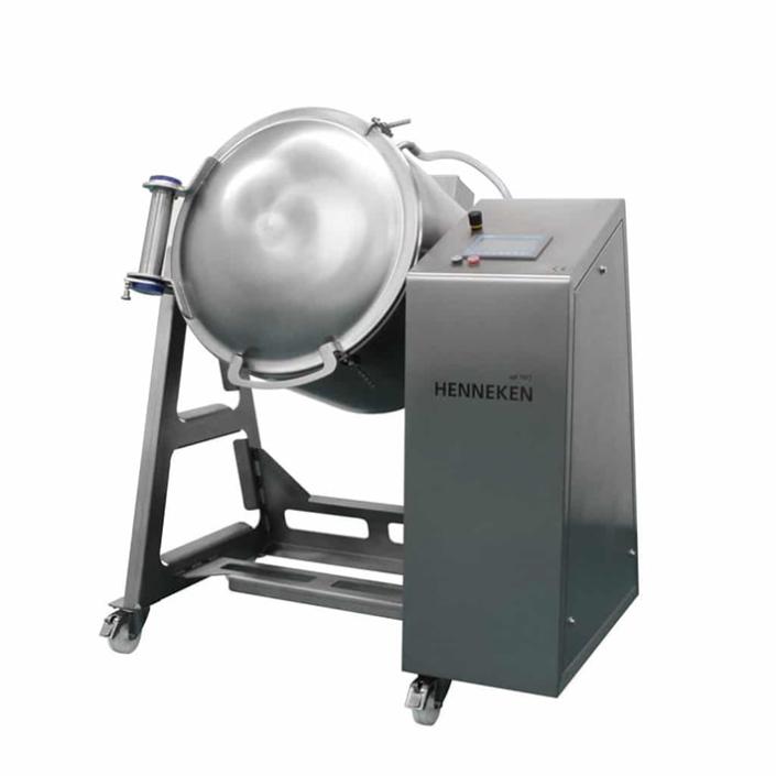 Henneken CVM vacuum tumbler