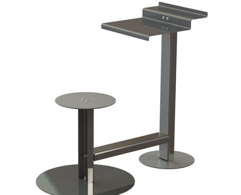a-22573 single lunch table