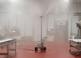sanitation fogger