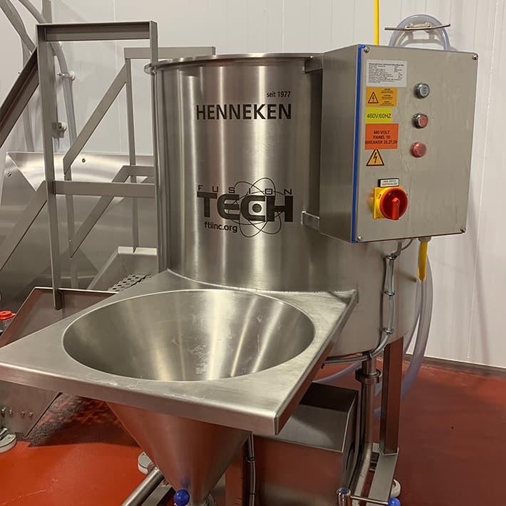 hvm 400 brine mixer